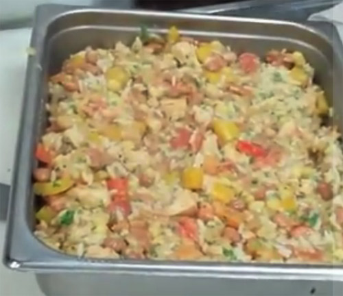 Traditional Mexican Chicken Casserole recipe3