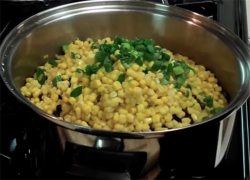 Black Beans Corn and Yellow Rice2