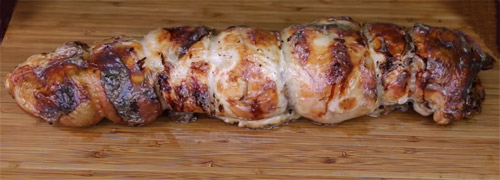 Turkey Roll