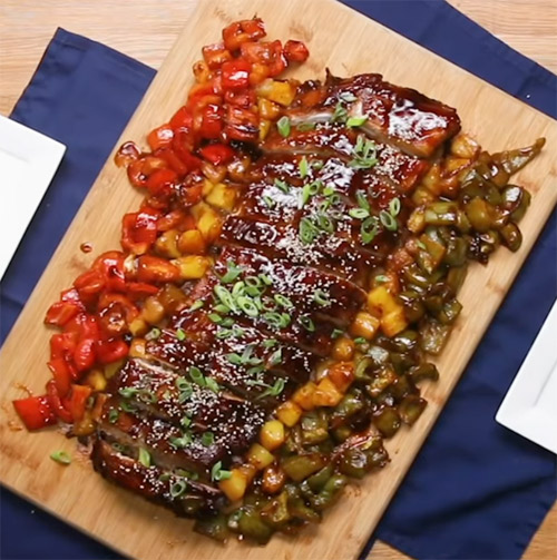 Sweet and Sour Baby Back Ribs Recipe10