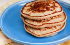 No Sugar Banana Pancake Healthy Breakfast Recipe
