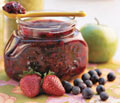 Berry-and-apple-jam