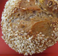 brown-rolls-with-sesame